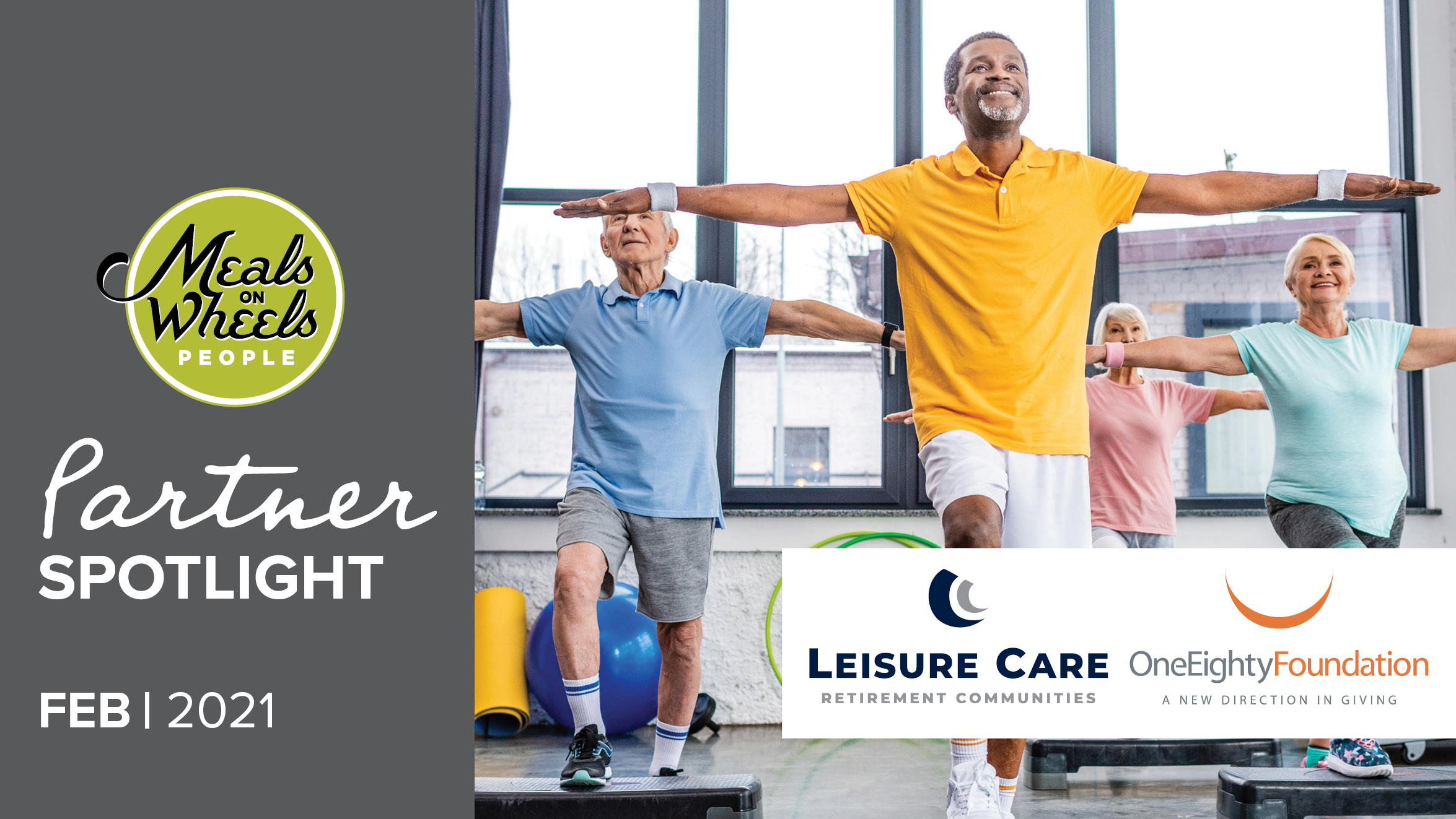 Leisure Care and One Eighty Foundation