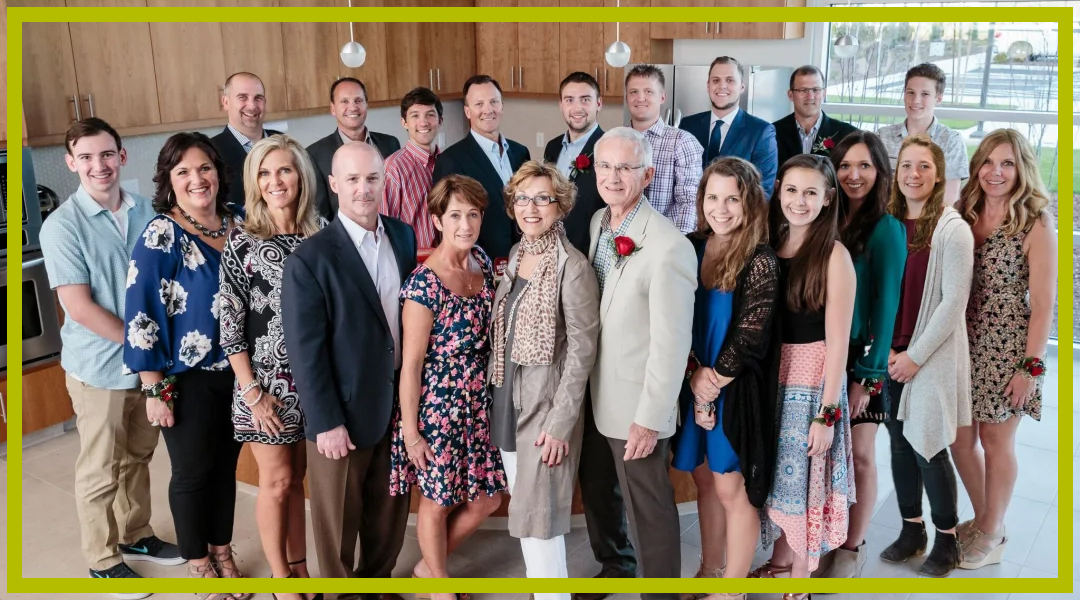 The Reser Family Foundation team