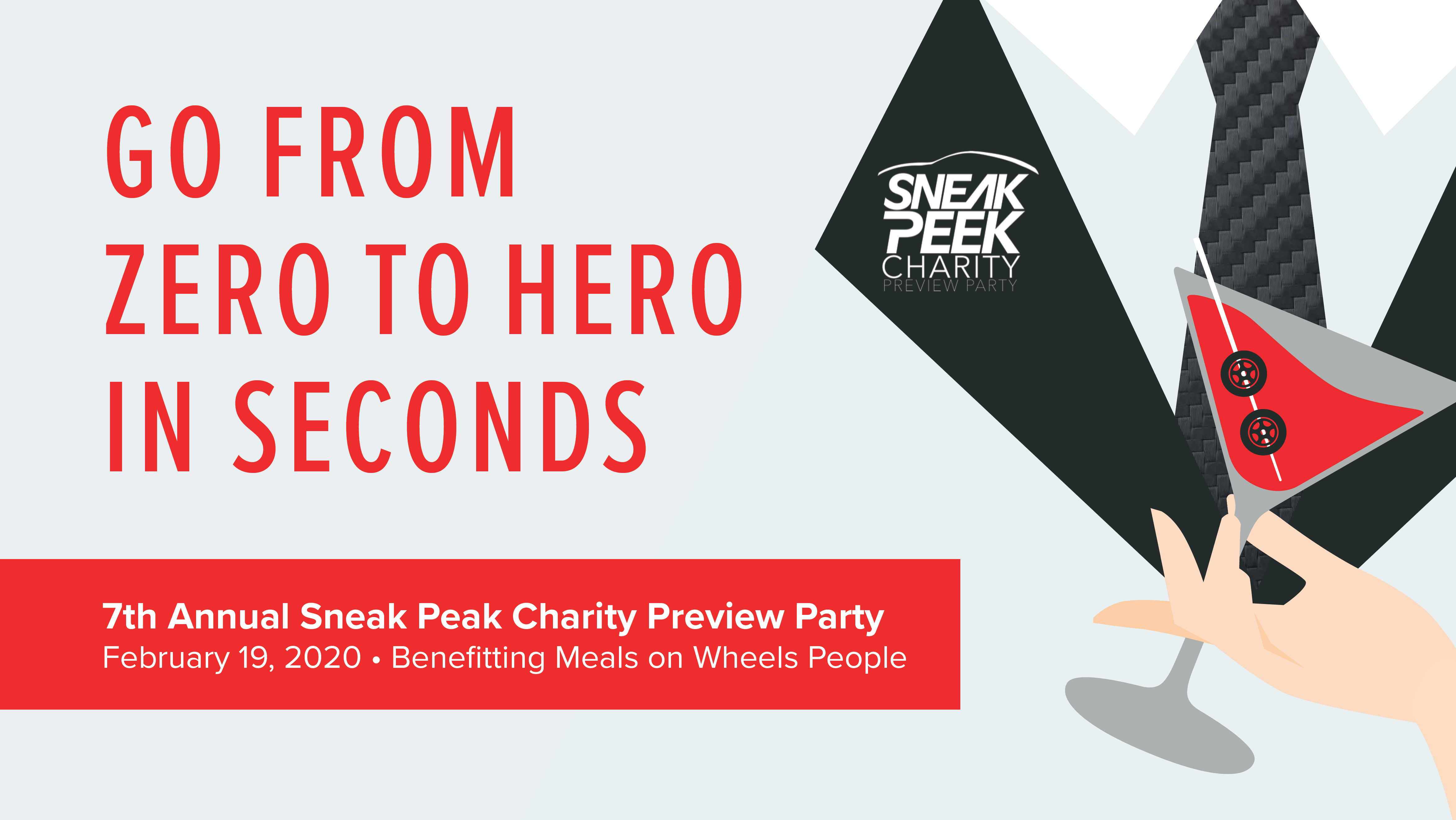 Sneak Peak Charity Preview Party