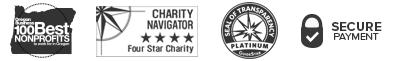 Charity Navigator Four Star Charity - GuideStar Platinum - Secure Payment