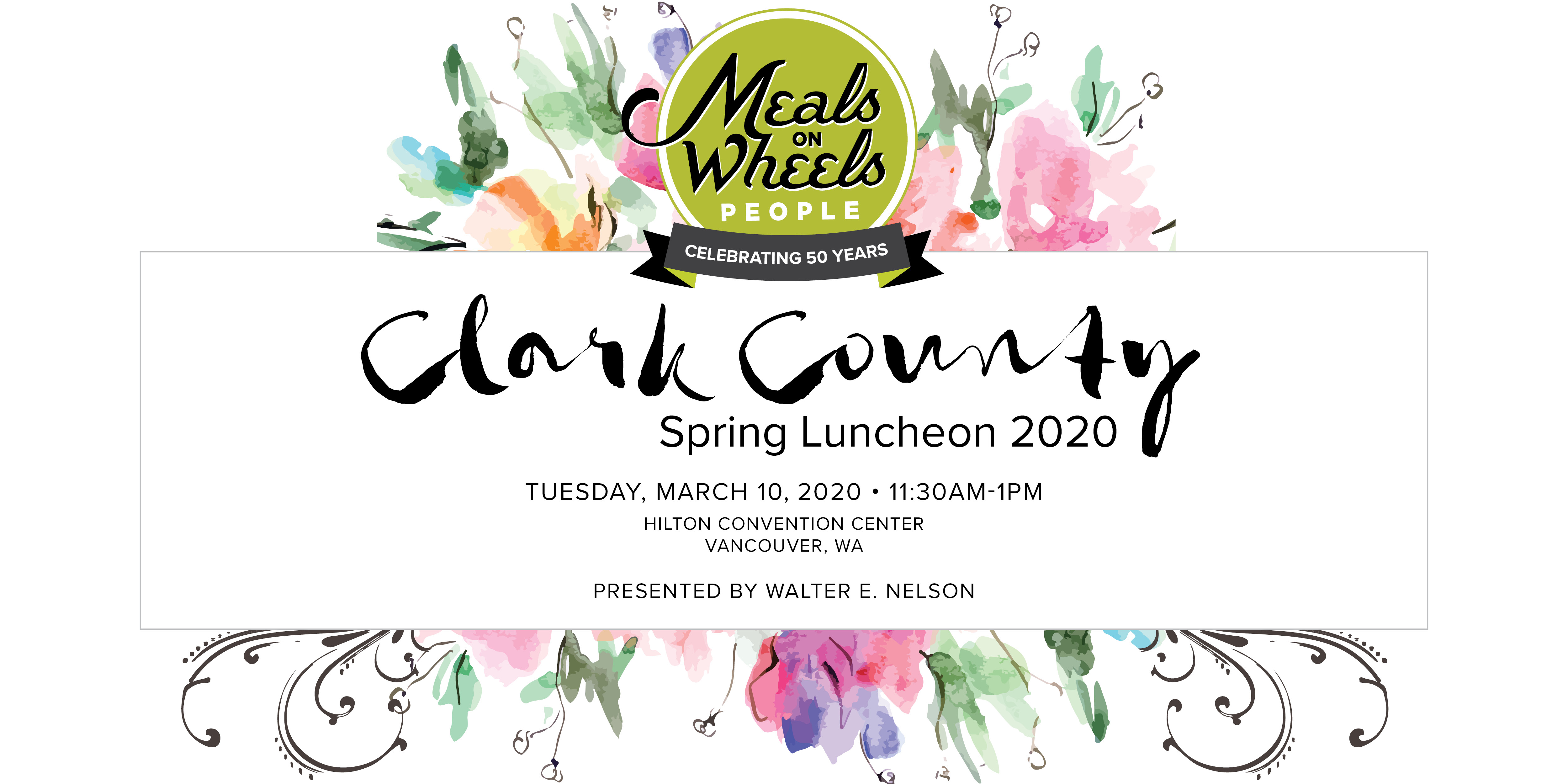 Clark County Spring Luncheon